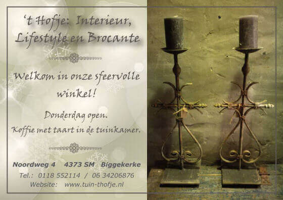 Flyer Winterpromotie